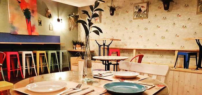 TS a Casa Franquicia restaurante vegano