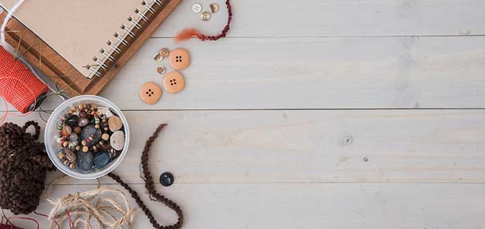 Venta de artesanias, bisutería y manualidades online
