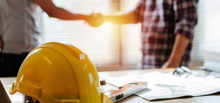 Crear una empresa constructura - Pasos