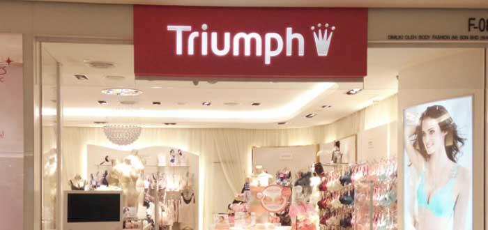 Triumph franquicia