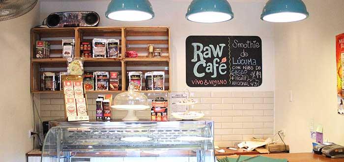 Franquicia Raw Café Perú