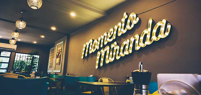 Franquicias de cafeterías en Chile - Café Miranda