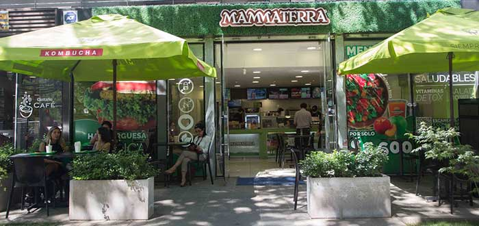 Mammaterra - Franquicias en Chile