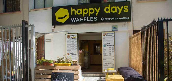 Happy Days Waffles franquicia