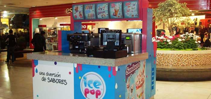 Ice Pop - Franquicias de helados en Perú