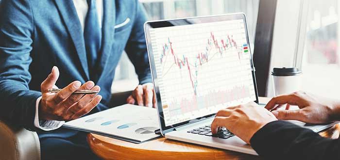 gráficos de inversión