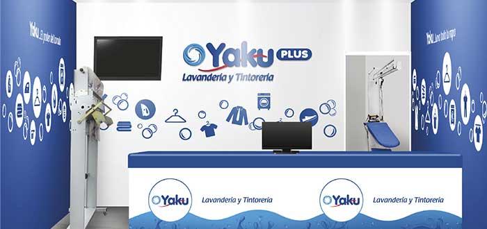 Yaku - Franquicia de lavanderías en Perú