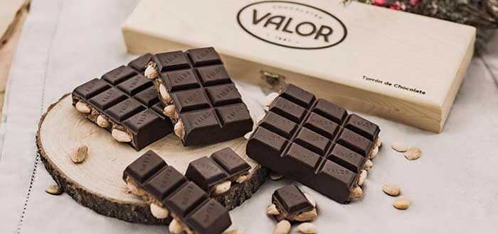 Chocolates Valor franquicia