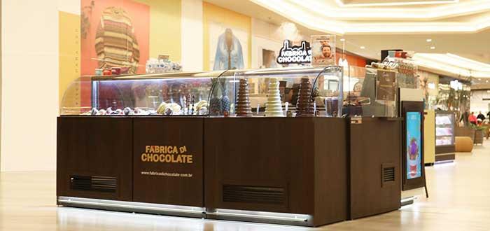 Fábrica Di Chocolate franquicia