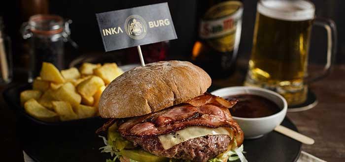 Franquicia Inka Burger Ecuador