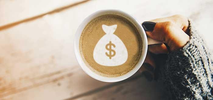 Presupuesto para una librería café