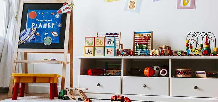 Qué se necesita para un jardín infantil