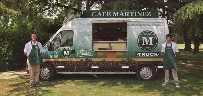 Café Martínez - Franquicias de coffee bike
