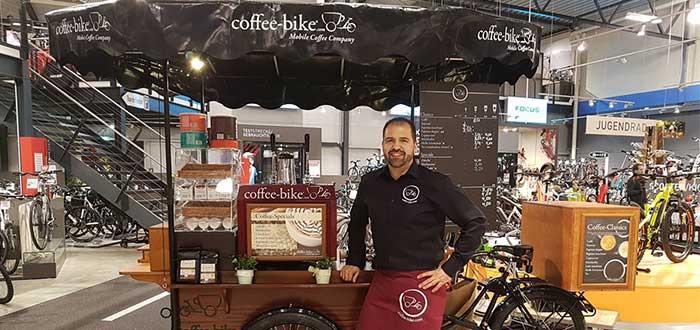 Coffee Bike Company - Franquicia