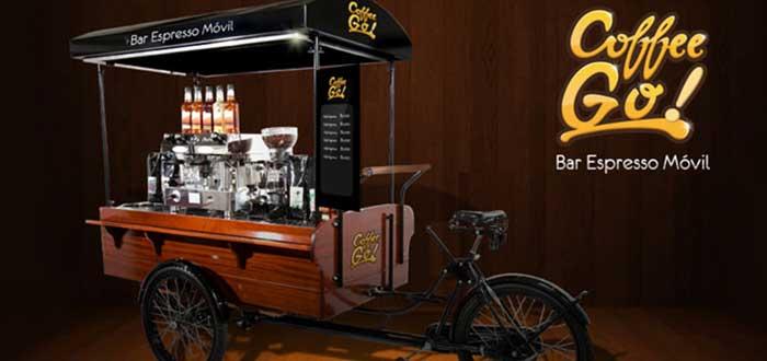 Coffee Go franquicia cafeteria movil